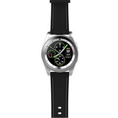Heren Slim horloge Digitaal Silicone Band Zwart