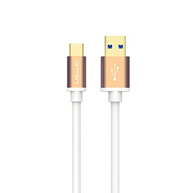 USB 3.0 Tip C Cablu, USB 3.0 Tip C to USB 3.0 Tip C Cablu Bărbați-Bărbați 2.0M (6.5Ft)