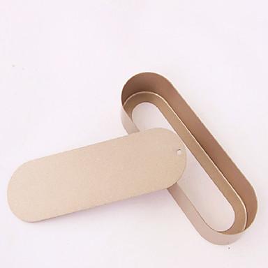 Kuchenformen Oval Other Metallisch Kinder Multi-Funktion nicht-haftend Backen-Werkzeug Multifunktion Kreative Küche Gadget Neuartige
