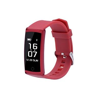 Dames Slim horloge Digitaal PU Band Zwart Wit Rood Goud