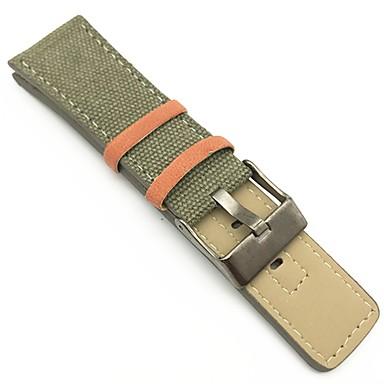 Material Textil Uita-Band Curea Verde 26cm / 10.24 Inci 2cm / 0.8 Inchi