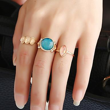 femme strass alliage cuff anneau bague anneau de bande forme de cercle personnalis. Black Bedroom Furniture Sets. Home Design Ideas