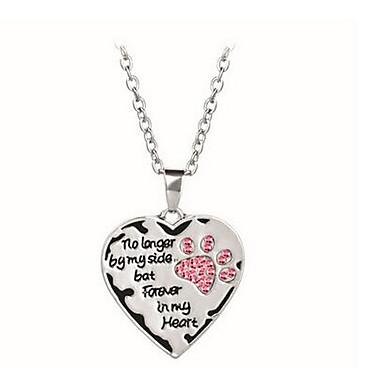 للمرأة قلائد الحلي مجوهرات سبيكة تصميم بسيط موضة مجوهرات من أجل عيد ميلاد يوميا فضفاض