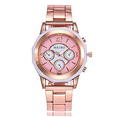 Dames Gesimuleerd Diamant Horloge Unieke creatieve horloge Polshorloge Dress horloge Modieus horloge Vrijetijdshorloge Chinees Kwarts Hot