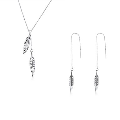 Pentru femei Cercei Picătură Coliere Choker Coliere cu Pandativ Bijuterii Personalizat Γεωμετρικά Design Unic Stil Atârnat Clasic Vintage