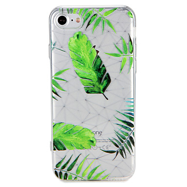 Case voor apple iphone 7 plus 7 cover patroon achterhoes hoesje geometrische patroon boom zachte tpu 6s plus 6 plus 6 6s