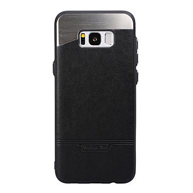Maska Pentru Samsung Galaxy S8 Plus S8 Placare Carcasă Spate Culoare solidă Greu Metal pentru S8 S8 Plus S7 edge S7 S6 edge S6
