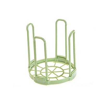 pliabil de plastic castron rack depozit bucătărie asortate de culoare