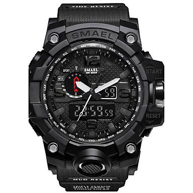 Herrn Smart Watch Modeuhr Armbanduhr Einzigartige kreative Uhr Digitaluhr Sportuhr Militäruhr Kleideruhr Chinesisch Quartz digital Alarm