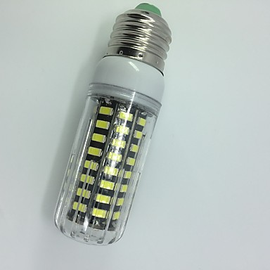 10W 1000 lm E27 LED Mais-Birnen T 72 Leds SMD 5733 Abblendbar Dekorativ Warmes Weiß Weiß Wechselstrom 220-240V