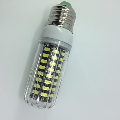 10W 1000 lm E27 أضواء LED ذرة T 72 الأضواء مصلحة الارصاد الجوية 5733 تخفيت ديكور أبيض دافئ أبيض أس 220-240V