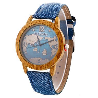 Pentru femei Unic Creative ceas Ceas de Mână Ceas La Modă Ceas Sport Ceas Casual Quartz cald Vânzare Piele Bandă Charm Lux Creative