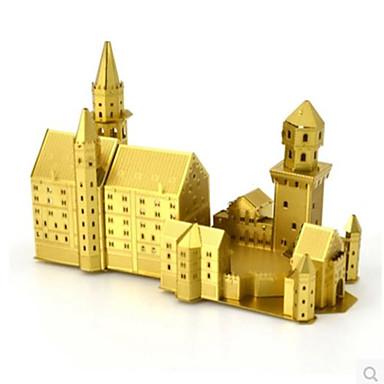 3D-puzzels Legpuzzel Metalen puzzels Speeltjes Zwaan Beroemd gebouw 3D DHZ Niet gespecificeerd Stuks