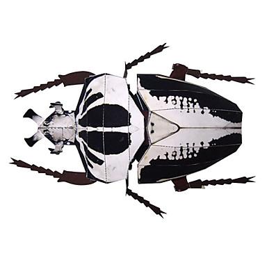 3D-puzzels Bouwplaat Vierkant Insect DHZ HardKaart Paper Alle leeftijden