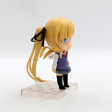 Anime de acțiune Figurile Inspirat de Cosplay Cosplay PVC 10cm CM Model de Jucarii păpușă de jucărie Unisex