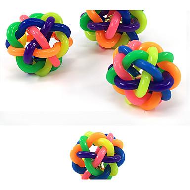 Jucărie Pisică Jucării Cățel Jucării Animale Jucării de Mestecat Sonerie Pentru animale de companie