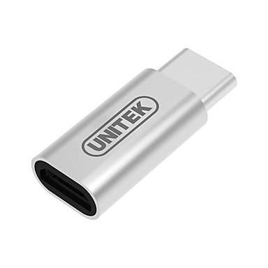 Unitek أوسب 3.0 نوع C شاحن, أوسب 3.0 نوع C to مايكرو USB 3.0 شاحن ذكر - انثى