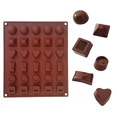 1 Stück Kuchenformen Sphäre Herzförmig Blume Kuchen Plätzchen Eis Für Kochutensilien Für Ice Für Schokolade Für Plätzchen Für Süßigkeit