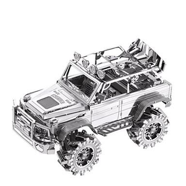 PIECECOOL Jucării pentru mașini Puzzle 3D Puzzle Puzzle Metal Jucarii Camion 3D Reparații Aluminiu MetalPistol Ne Specificat Bucăți