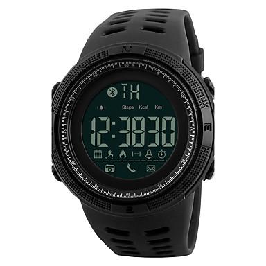 SKMEI Heren Sporthorloge Militair horloge Modieus horloge Polshorloge Unieke creatieve horloge Digitaal horloge Japans Digitaal Alarm