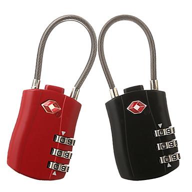 MLJ-96037 Kennwort Vorhängeschloss Zinklegierung Passwort freischaltenforWerkzeugkasten Koffer Fitnessstudio Tagebuch Rollkoffer