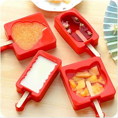Für Eiscreme Für Ice Silikon Backen-Werkzeug Back- & Kuchenutensilien