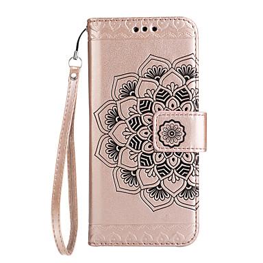 Pentru huawei p10 plus p10 portbagaj capac portbagaj portofel cu suport flip corp plin de corp flori greu pu piele pentru p9 lite p10 lite