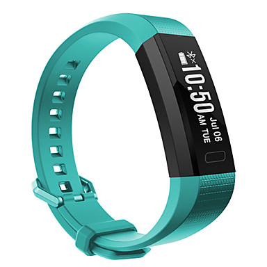 je y11 mannen vrouw bluetooth slimme armband / smartwatch / sport pedometer voor iOS Android-telefoon