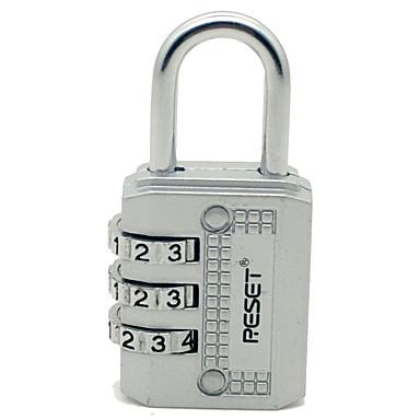 ريسيت رست-071 كلمة السر قفل سبائك الزنك 3-ديجيت كلمة السر مصغرة ل قفل الباب سفر عربة حالة الجمباز الظهر ديل قفل كلمة السر قفل