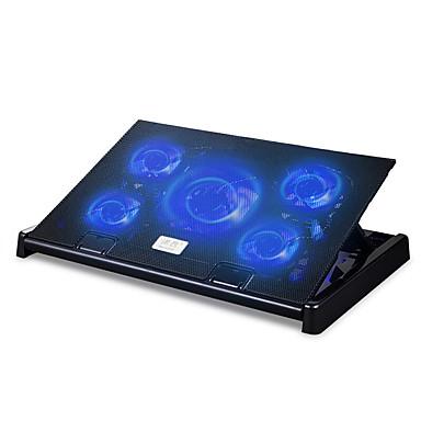 Verstelbare Standaard Standaard Met Adapter Vouwbaar andere Laptop Macbook Laptop Standaard met adapter Staan met koelventilator Metaal