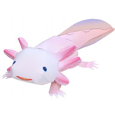 Sets zum Selbermachen 3D - Puzzle Papiermodel Spielzeuge Quadratisch Dinosaurier 3D Tiere Heimwerken keine Angaben Stücke