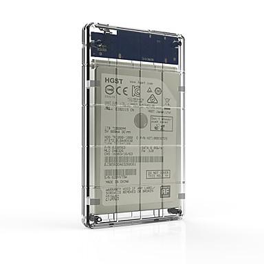 سيتاي hds2160-- c 2.5-- بوصة usb3.0 شفافة مربع القرص الصلب المحمول ل سد والقرص الصلب