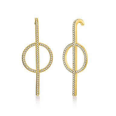 Bărbați Pentru femei Cercei Stud Inimă Elegant La modă stil minimalist Clasic Argilă Heart Shape Bijuterii PentruNuntă Petrecere Zi de