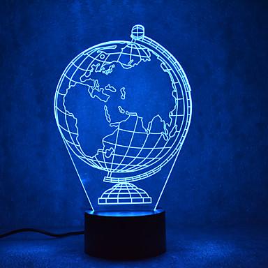 1set Lumini USB LED-uri de lumină de noapte Lumină de noapte USD LED