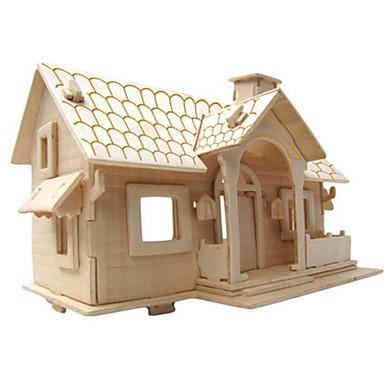 قطع تركيب3D تركيب مجموعات البناء بناء مشهور اصنع بنفسك الخشب الطبيعي كلاسيكي للأطفال للجنسين هدية
