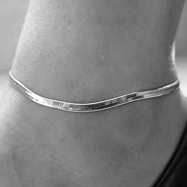 للمرأة خلخال/سوار سبيكة موضة Animal Shape مجوهرات من أجل يوميا فضفاض