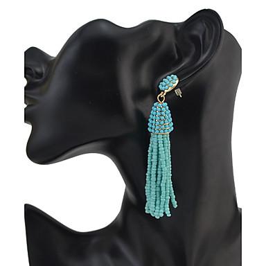 Pentru femei Cercei Picătură Bijuterii Personalizat Design Unic Stil Atârnat Ciucure Clasic Boem Prietenie Supradimensionat Englezesc SUA
