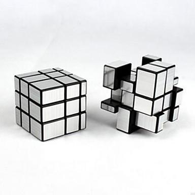 Rubiks kubus Spiegelkubus 3*3*3 Soepele snelheid kubus Magische kubussen Goochelrekwisiet Springveerspeelgoed Educatief speelgoed