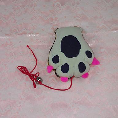 Katzenspielsachen Hundespielzeug Haustierspielsachen Plüsch-Spielzeug Elasthan Stoff Baumwolle Für Haustiere