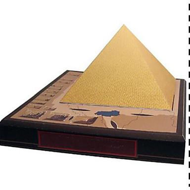قطع تركيب3D نموذج الورق برج بناء مشهور اصنع بنفسك ورق صلب للأطفال للجنسين هدية