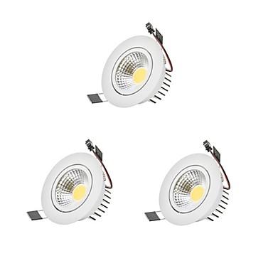 9w cob dimbare led downlights led lamp inbegrepen 3 stuks hoge kwaliteit