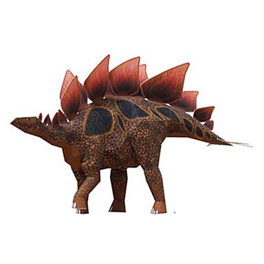 Sets zum Selbermachen 3D - Puzzle Papiermodel Spielzeuge Quadratisch Dinosaurier Heimwerken keine Angaben Stücke