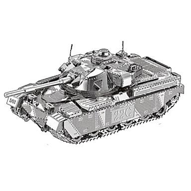 puzzle-uri Kit Lucru Manual Puzzle 3D Puzzle Metal Blocuri de pereti DIY Jucarii Rezervor