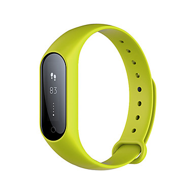 Smart-ArmbandWasserdicht Long Standby Verbrannte Kalorien Schrittzähler Übungs Tabelle Sport Herzschlagmonitor Touchscreen Blutdruck