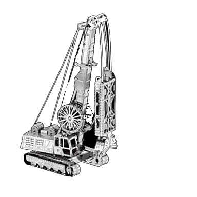 قطع تركيب3D تركيب معدني ألعاب شاحنة 3D مواد تأثيث اصنع بنفسك كروم معدن غير محدد قطع
