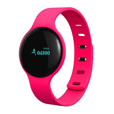 Smart Armband H8 for iOS / Android Aanraakscherm / Waterbestendig / Verbrande calorieën Stappenteller / Activiteitentracker / Slaaptracker / Wekker / Stappentellers / Lange stand-by / Vingersensor