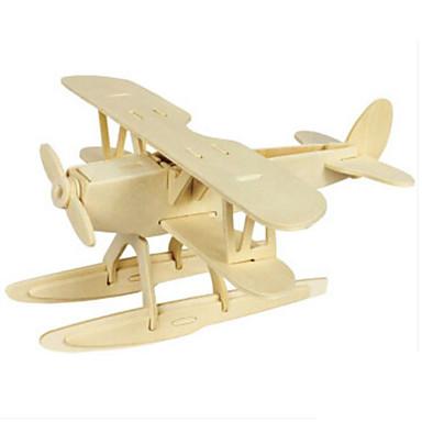 3D - Puzzle Holzpuzzle Holzmodelle Flugzeug Tiere Heimwerken Holz Naturholz Kinder Erwachsene Unisex Geschenk