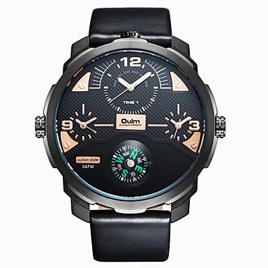Heren Unieke creatieve horloge Polshorloge Militair horloge Dress horloge Modieus horloge Sporthorloge Vrijetijdshorloge Japans Kwarts