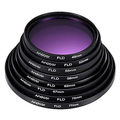 72mm 77mm Filtru de conversie a culorilor nivel profesional