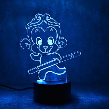 1set USB-Lichter LED-Nachtlicht Nächtliche Beleuchtung USB LED
